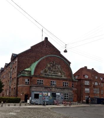 A sugar mill