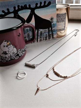 Some of the things I bought for myself... :)