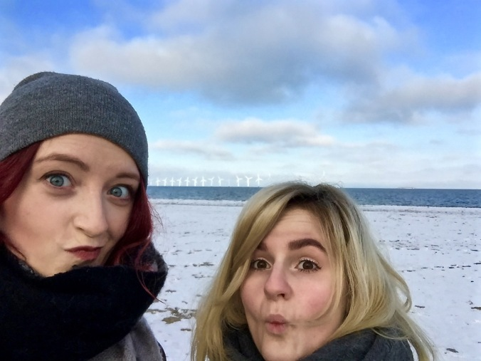 Windturbines_Selfie