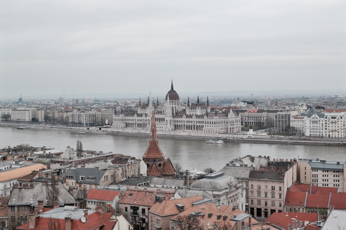 Budapest_from above_Parliament