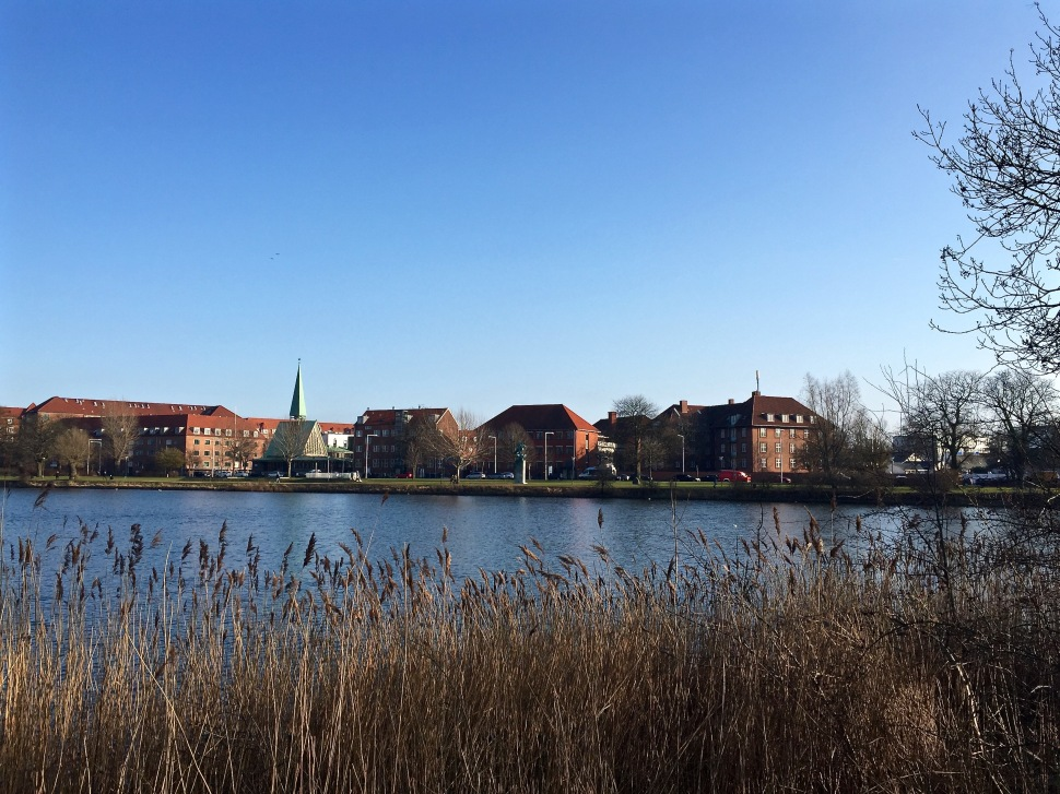 Enjoying Copenhagen