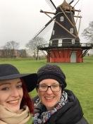Kastellet_Windmill_Selfie