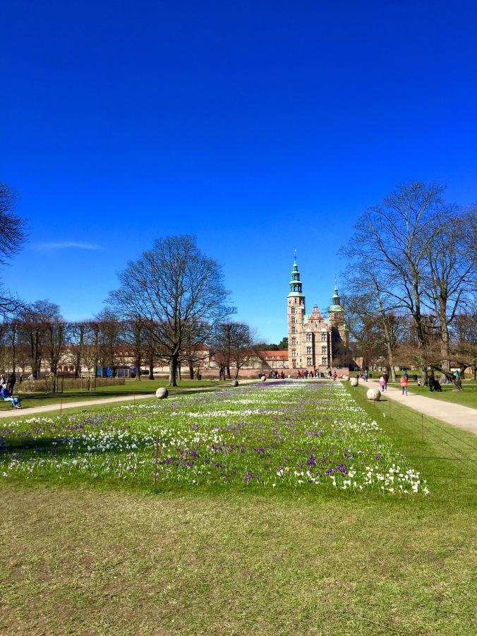 Kongens Have_Rosenborg Slot