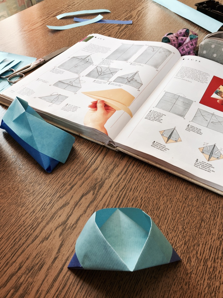 Preparation_Origami