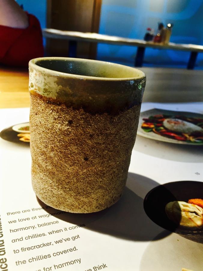 Waggamama_greentea_mug