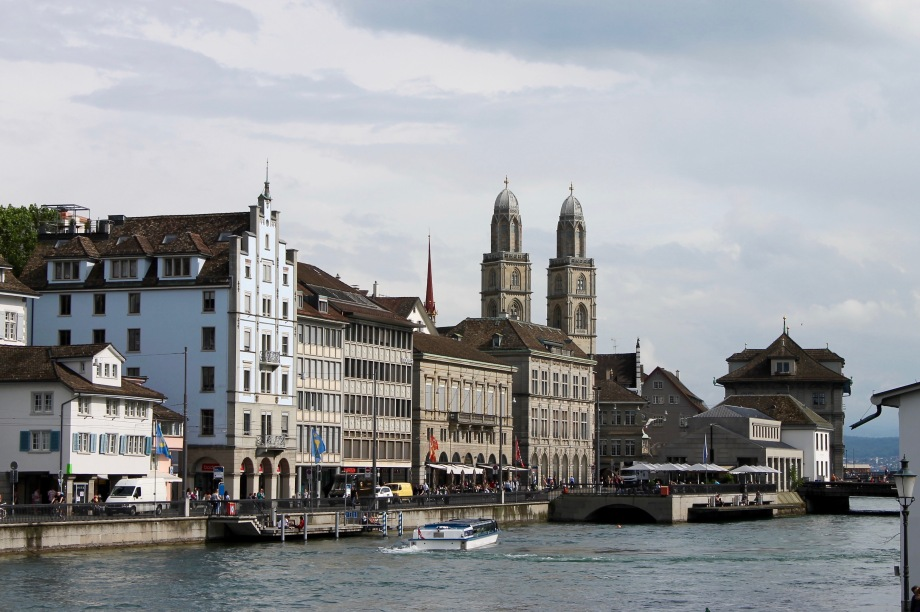 4_zürich_city_sun_river