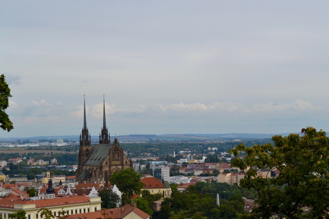 Brno_castle_church