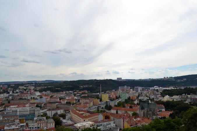 Brno_castle_view