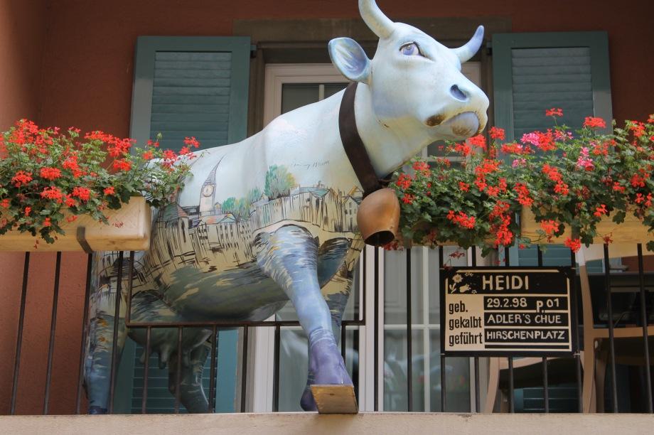 zürich_city_cow
