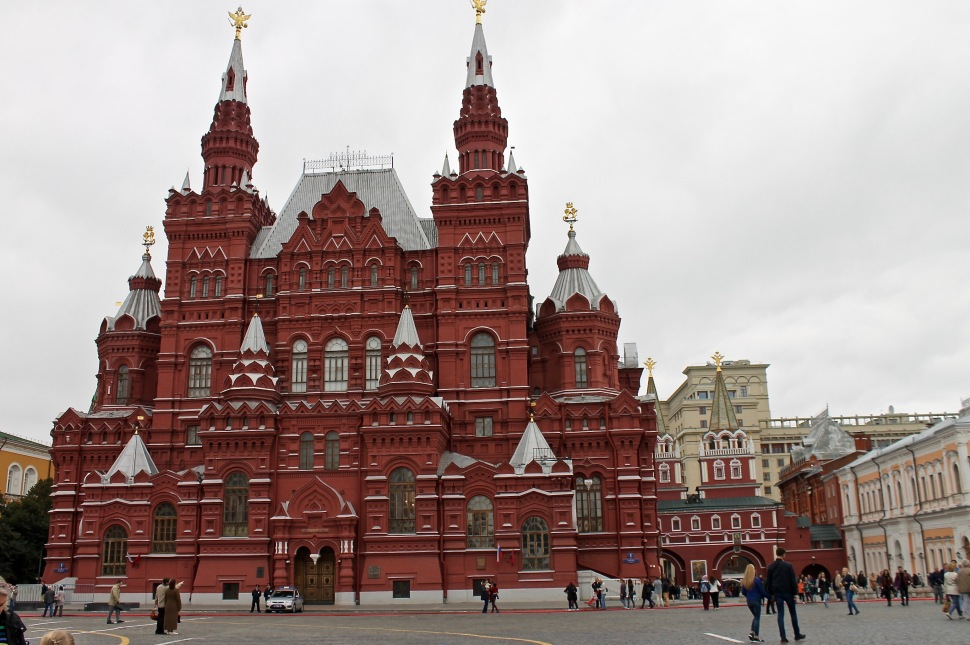 red_square_state_historical_museum
