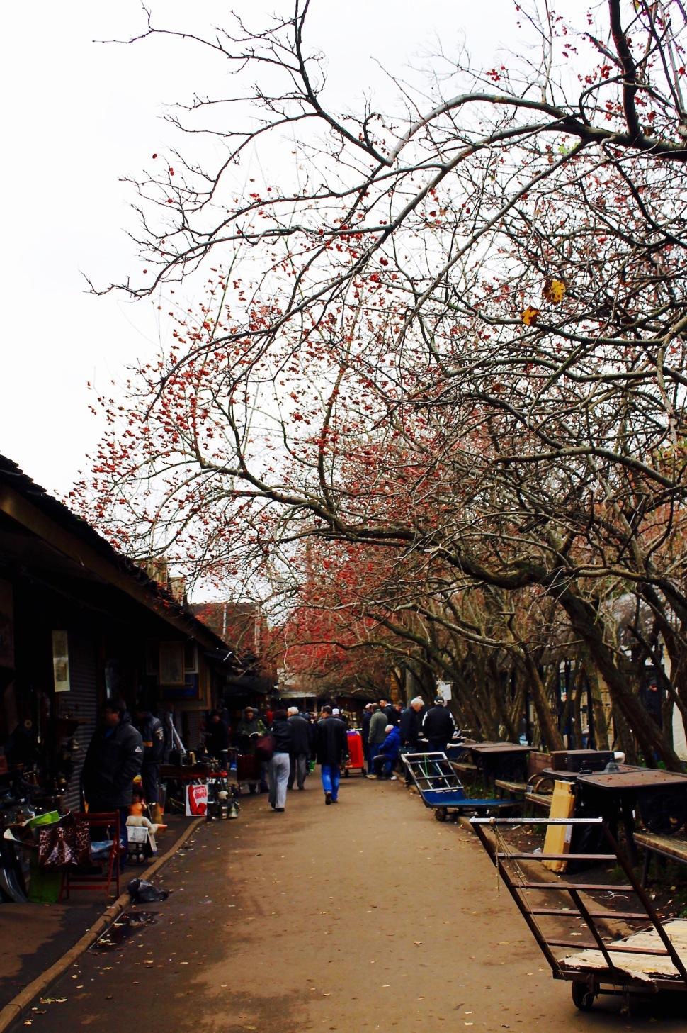 market_fleamarket_trees