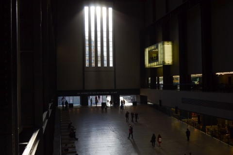 London_tate modern-inside