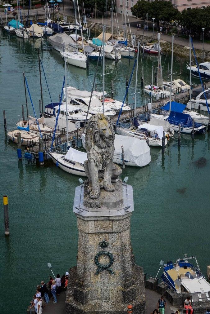 Lindau_harbour_lion