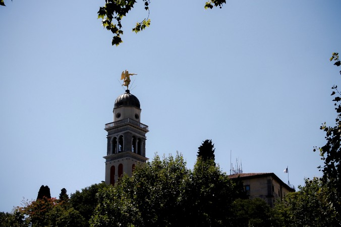 Udine_sights_castle_church