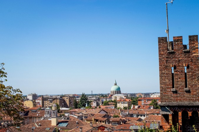 Udine_sights_castle_view_city