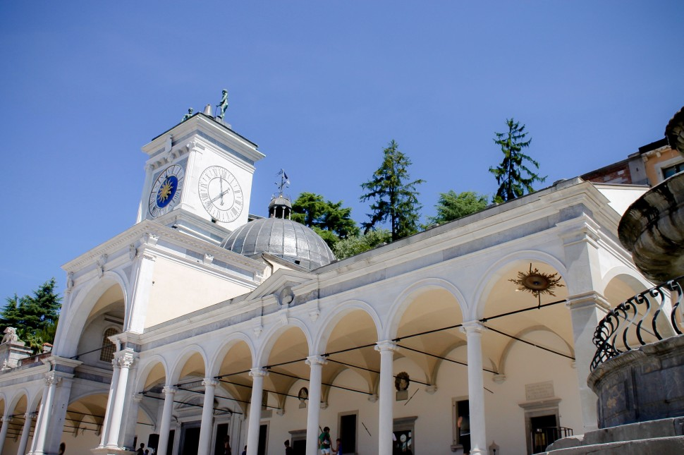 Udine_sights_piazza della liberta_loggia