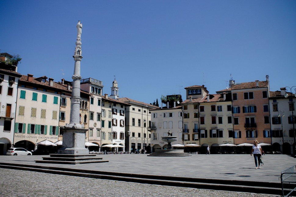 Udine_sights_piazza san giacomo_square