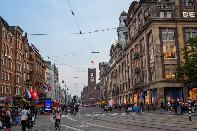 Amsterdam_city_dam_