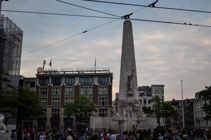 Amsterdam_city_dam_national monument