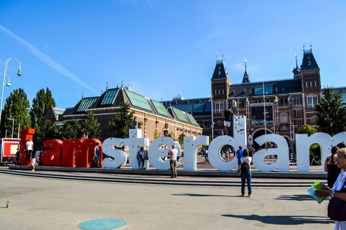 Amsterdam_city_rijksmuset_sign_