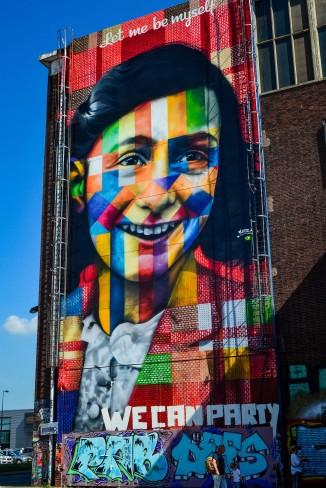 Amsterdam_nsdm_street art_anne frank