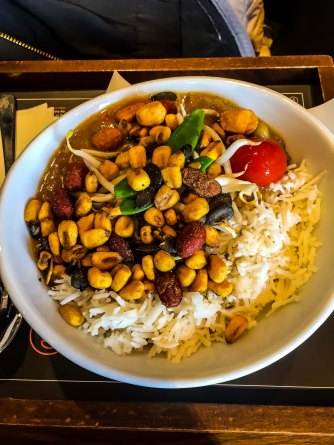 chicken curry of my friend