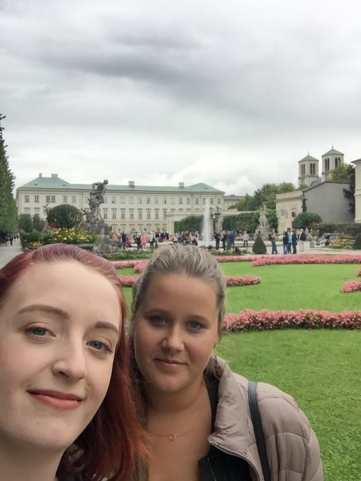 Salzburg_mirabell_garden_selfie