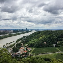 view over the Danube