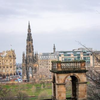 Scotss monument