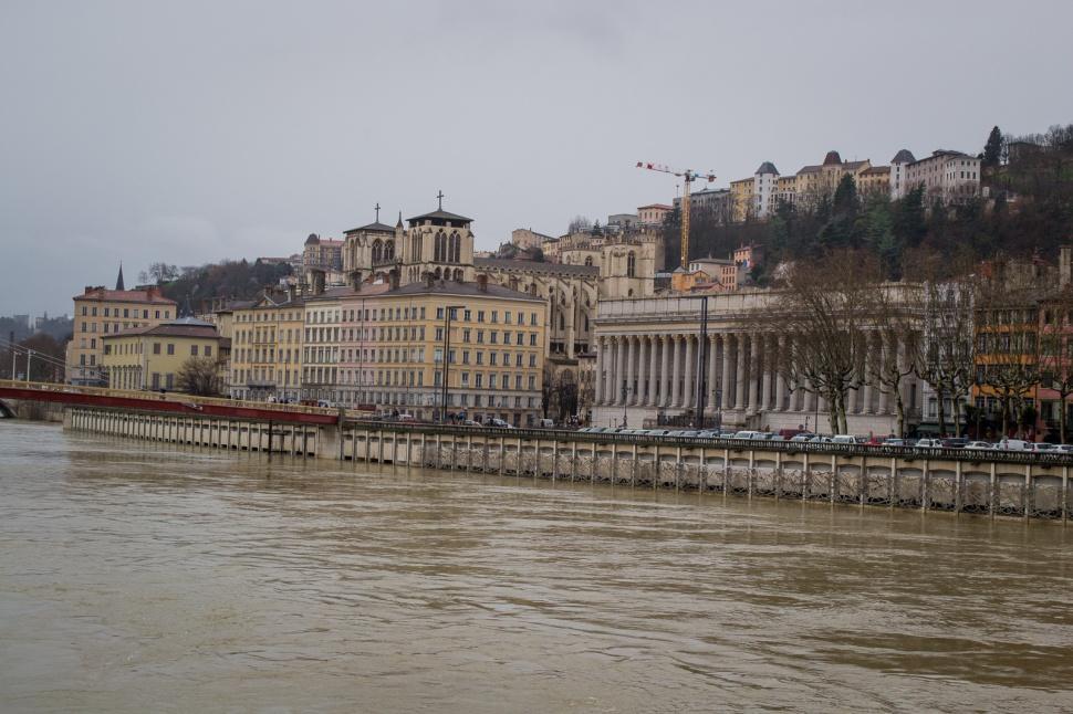 Justice building of Lyon